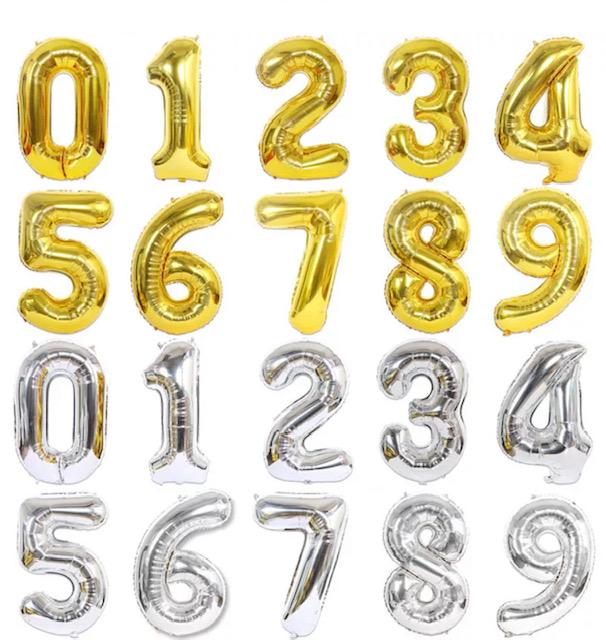 "Кульки 0-9 ""золото"" 1 м3"