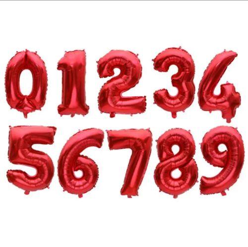 """Кульки 0-9 """"червона"""" 1 м3"""